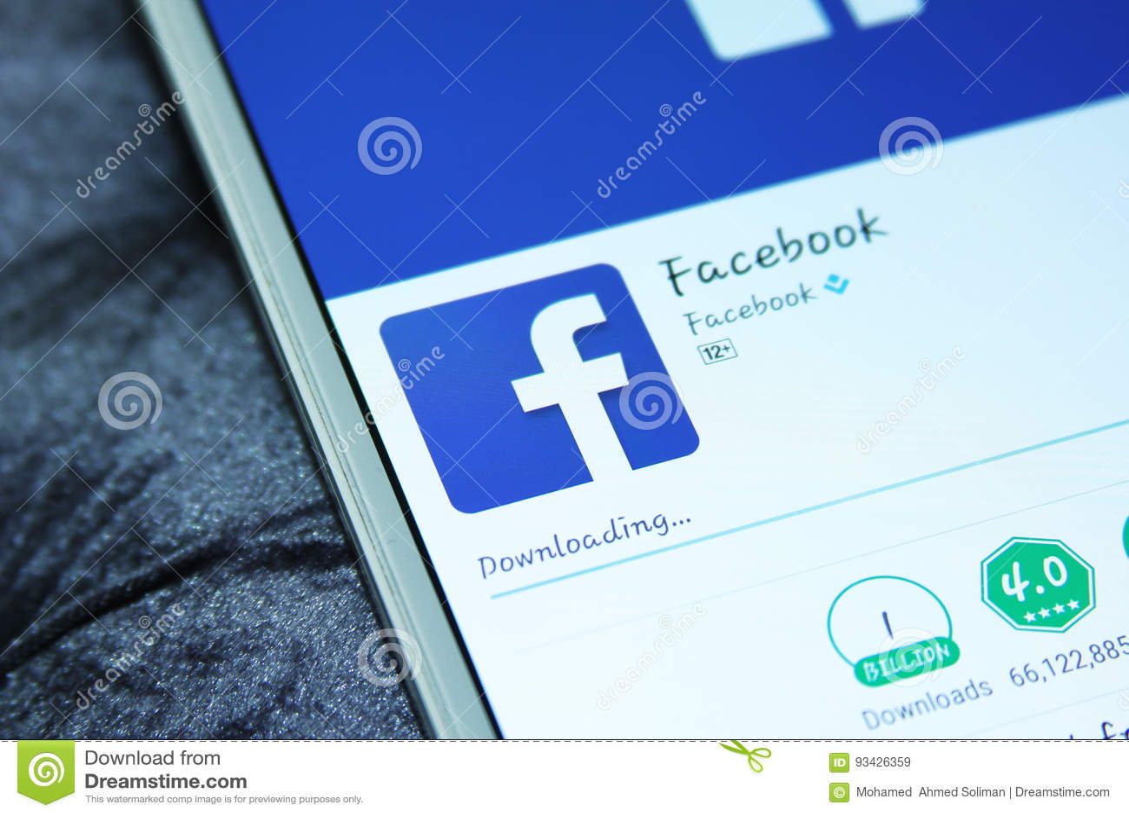 Facebook app download for samsung mobile