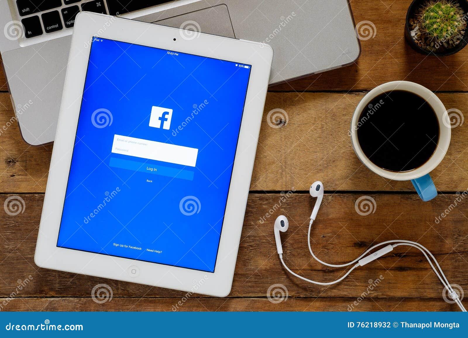Facebook zastosowanie