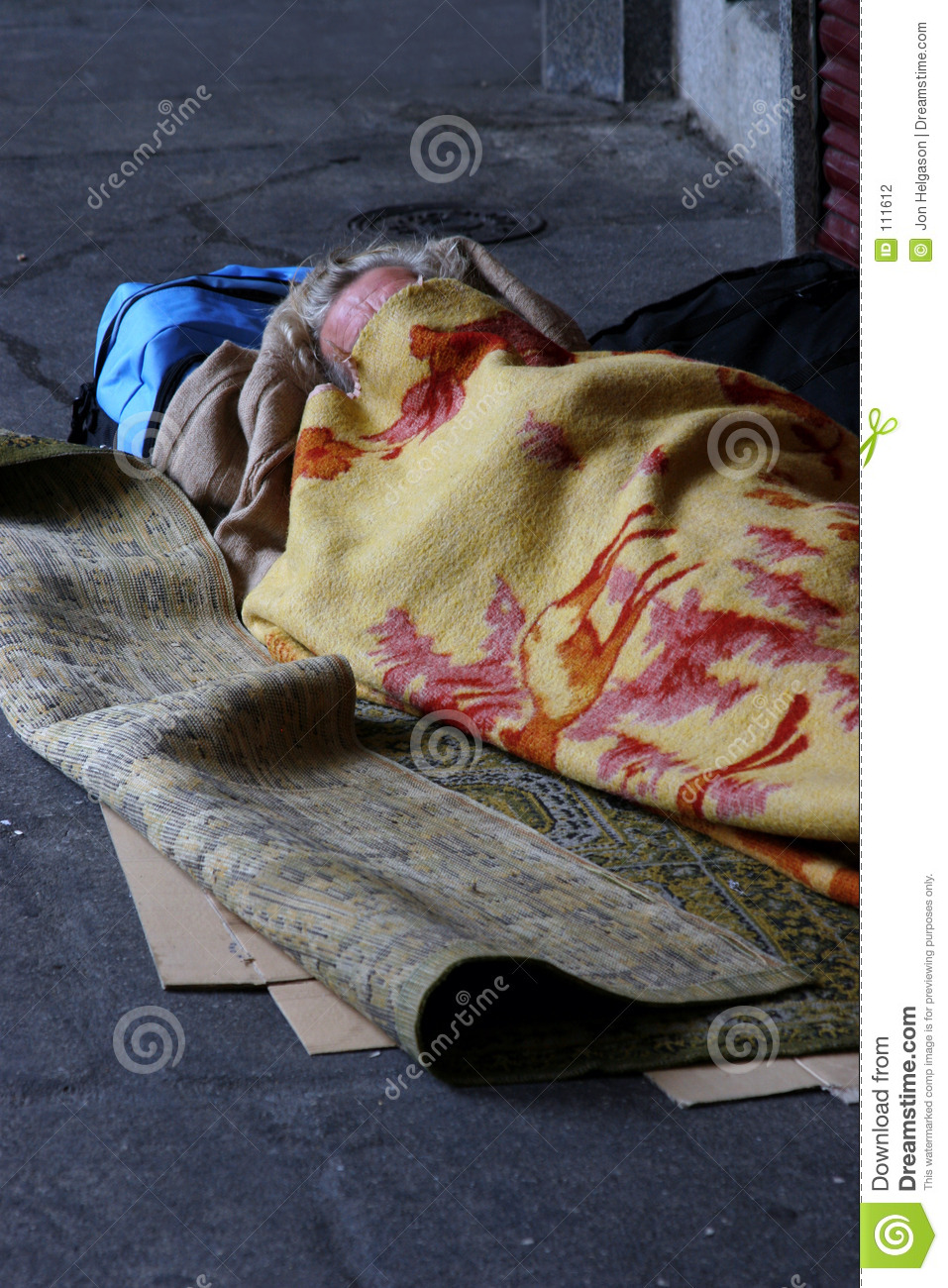 Download Faceless and homeless stock photo. Image of jobless, pennyless - 111612