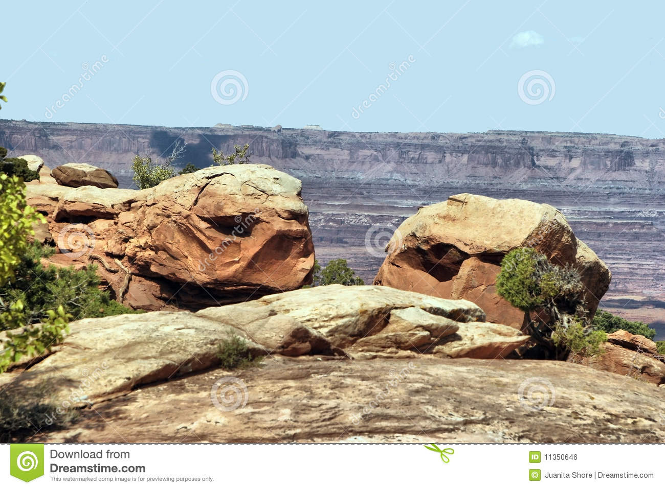 Natural Rock Faces : Faces royalty free stock image