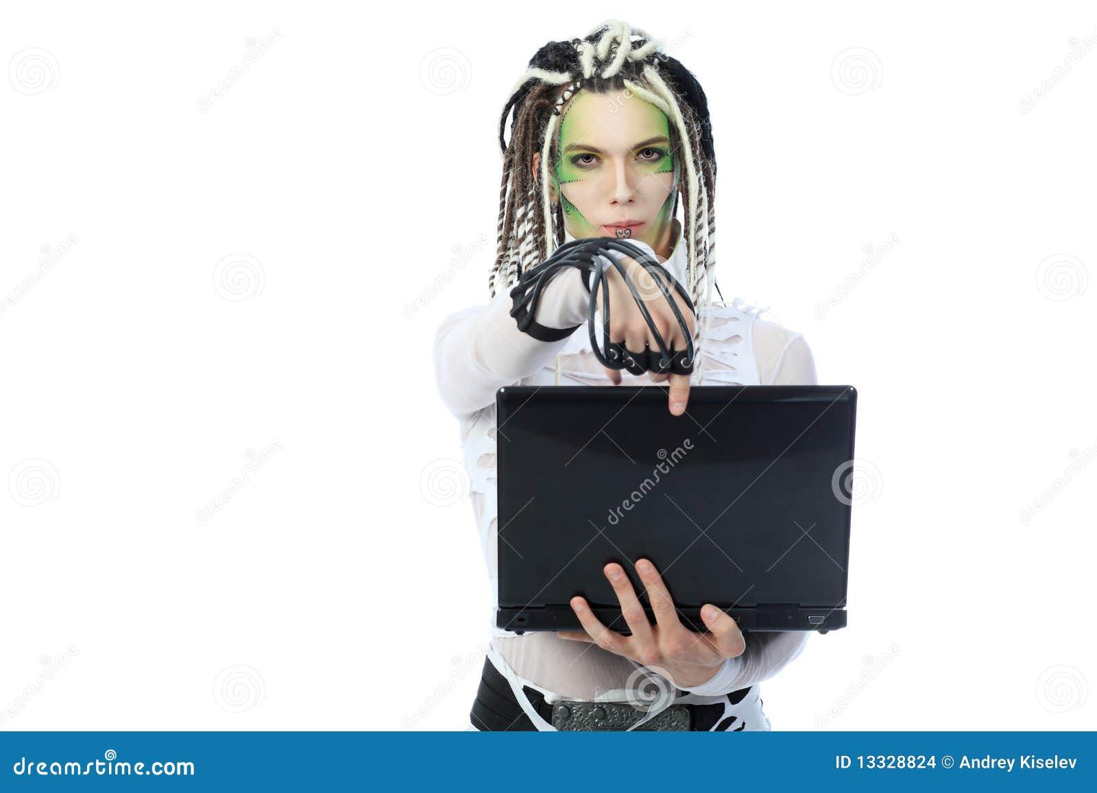 Faceta laptop