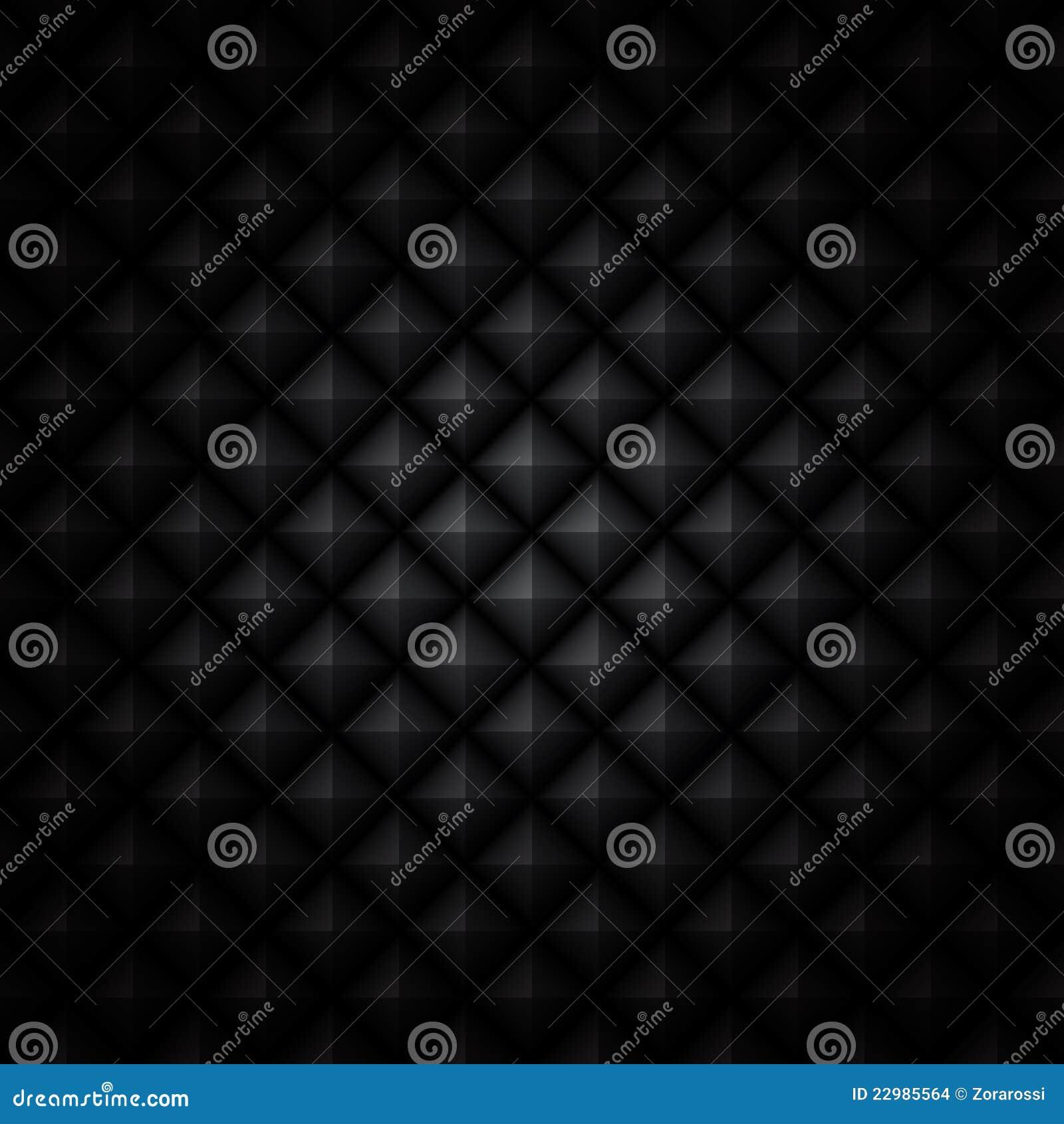 Facettierter schwarzer Hintergrund