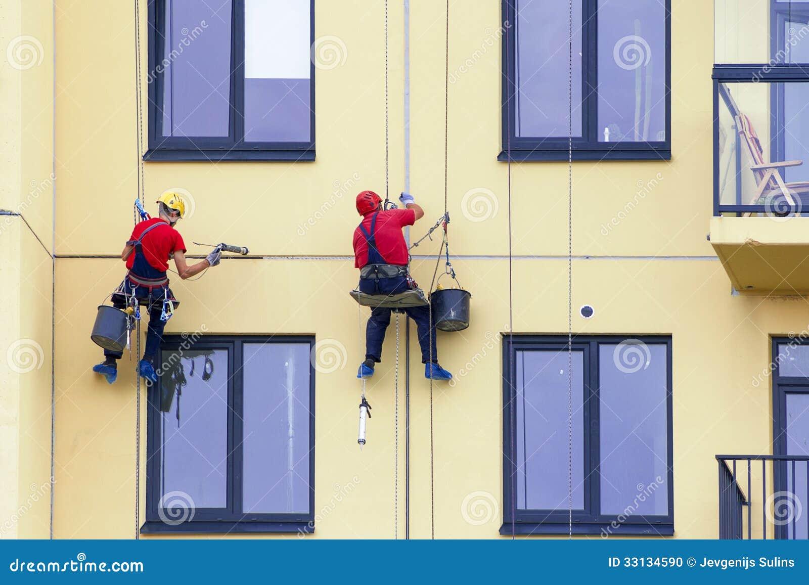 Fachada de la casa de la pintura imagen editorial imagen 33134590 - Pintura para fachada ...