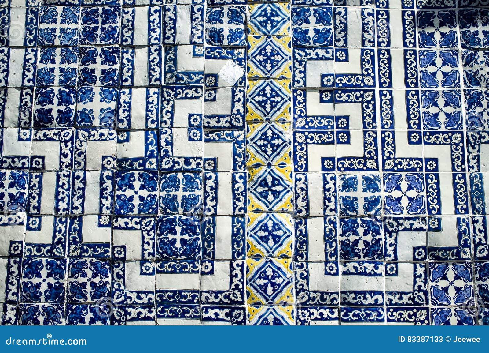Fachada de la casa de los azulejos de la casa en ciudad de for La casa del azulejo san francisco