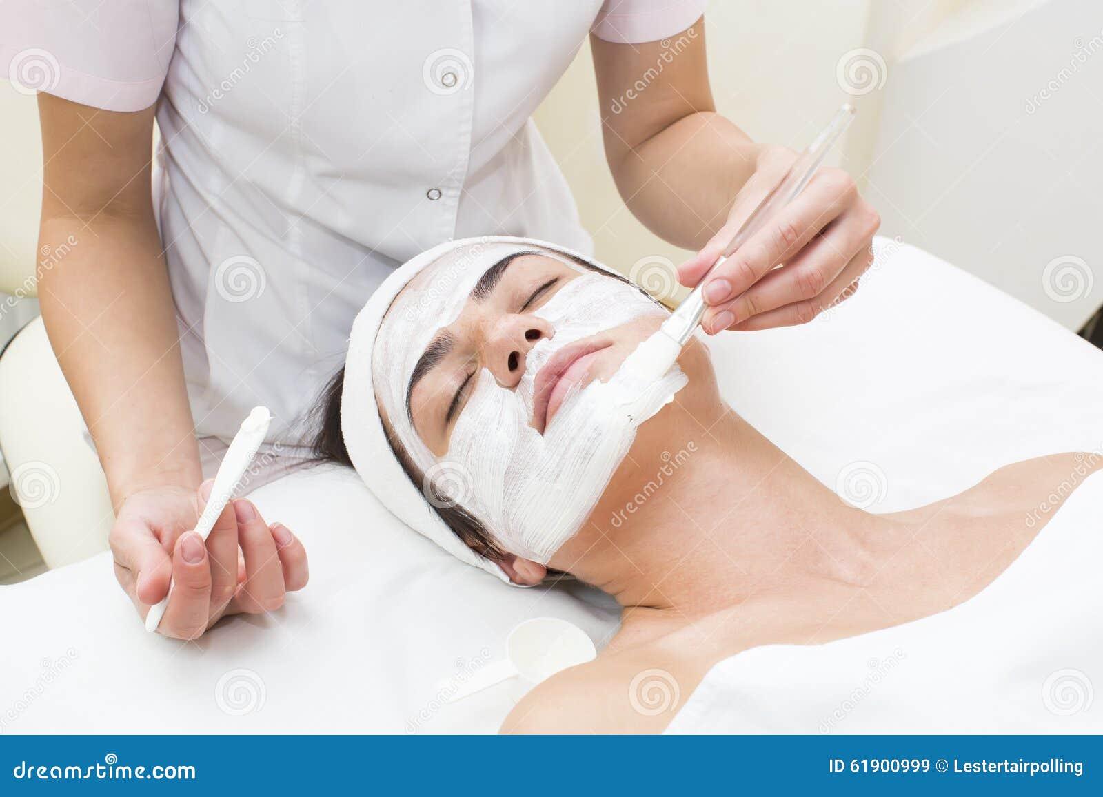 Facial de la máscara