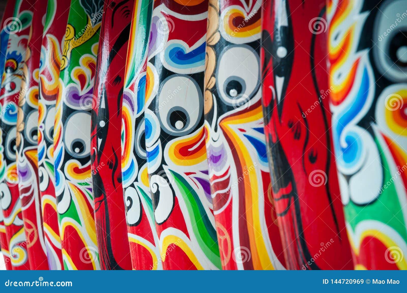 Facial makeup of Beijing opera. The Chinese facial makeup of Beijing opera