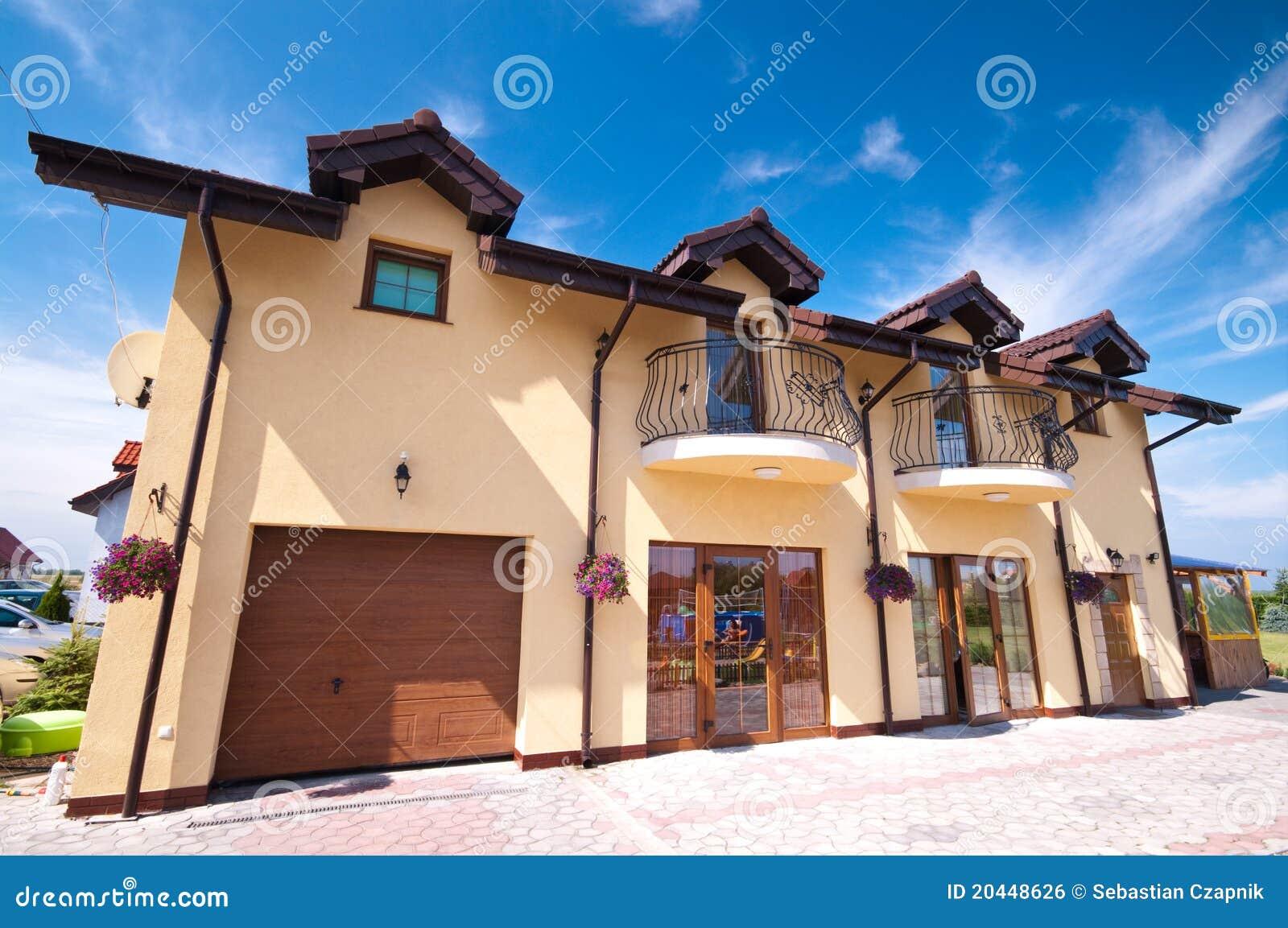 Facilidade confidencial da casa de hóspedes