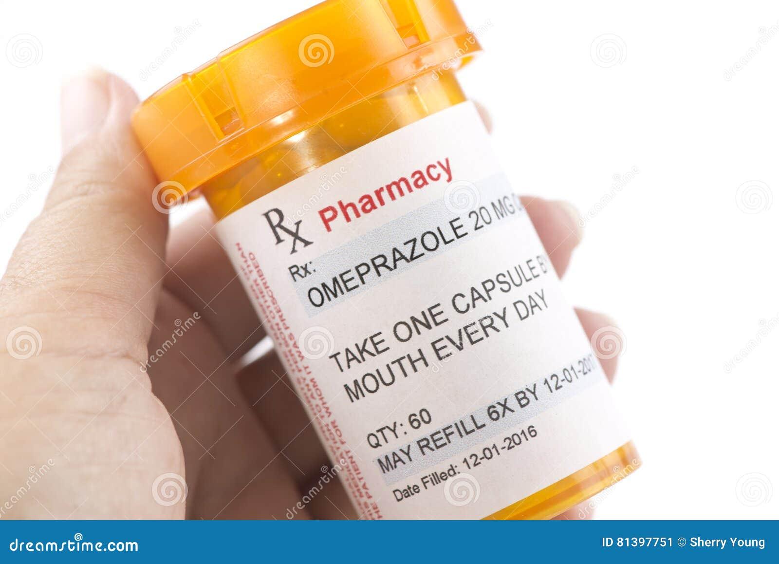 Omeprazole Side Effects Fatigue
