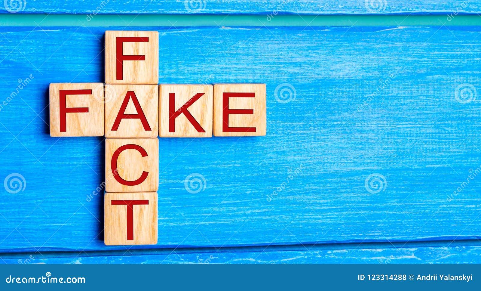 Fact lub imitaci pojęcie w poczęciu wiadomość i informacja, yel