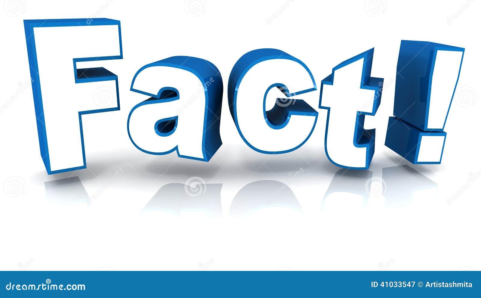 Fact Stock Illustration Image Of Background True