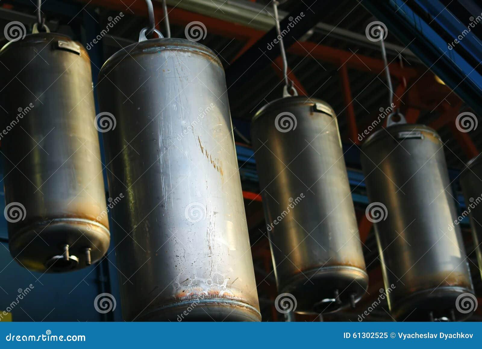 Autonomous boilers: a selection of sites