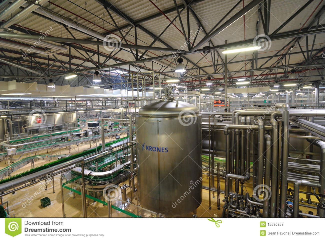 Factory interior editorial photography image of interiors for Interieur usine