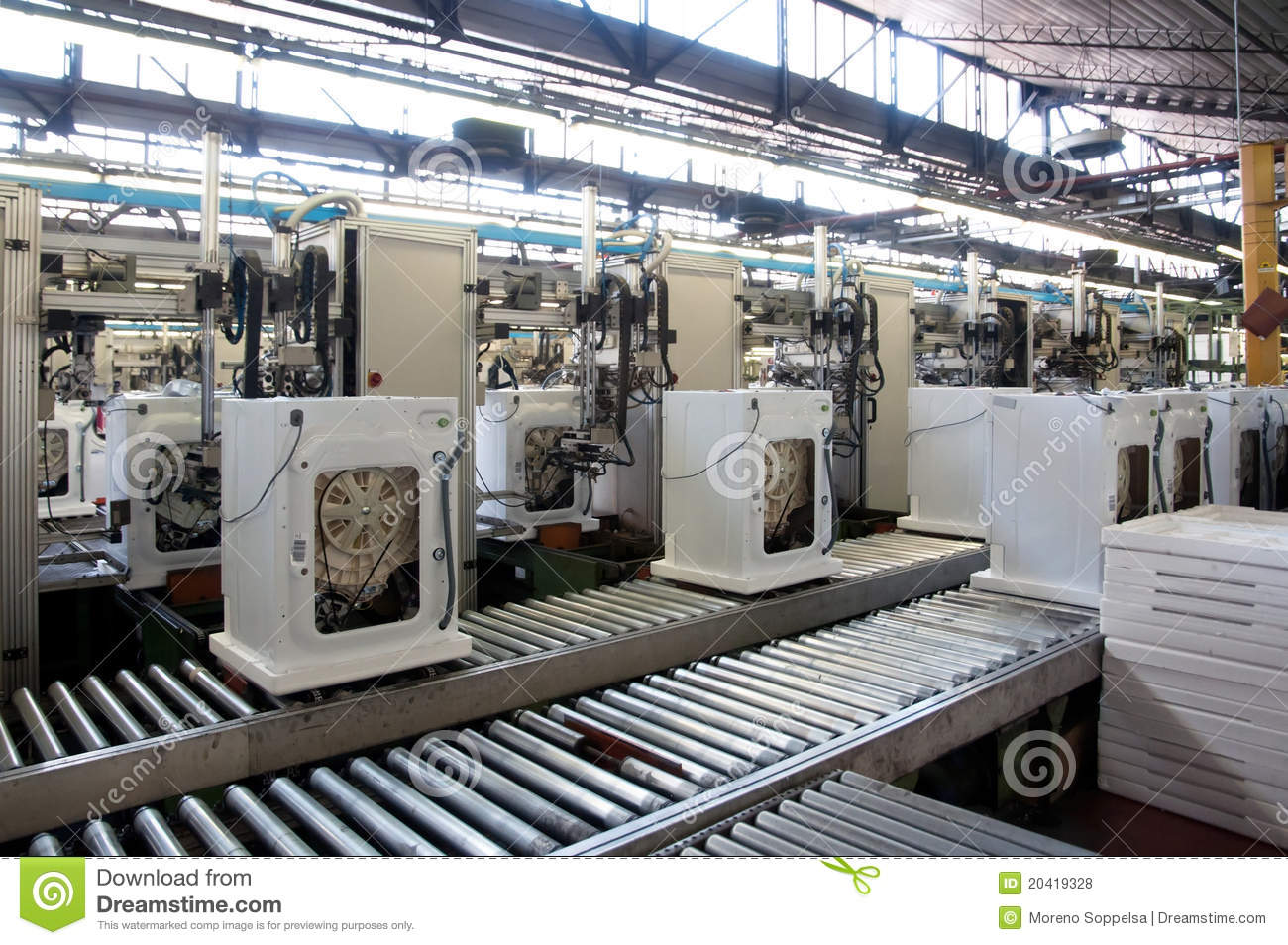 machine production