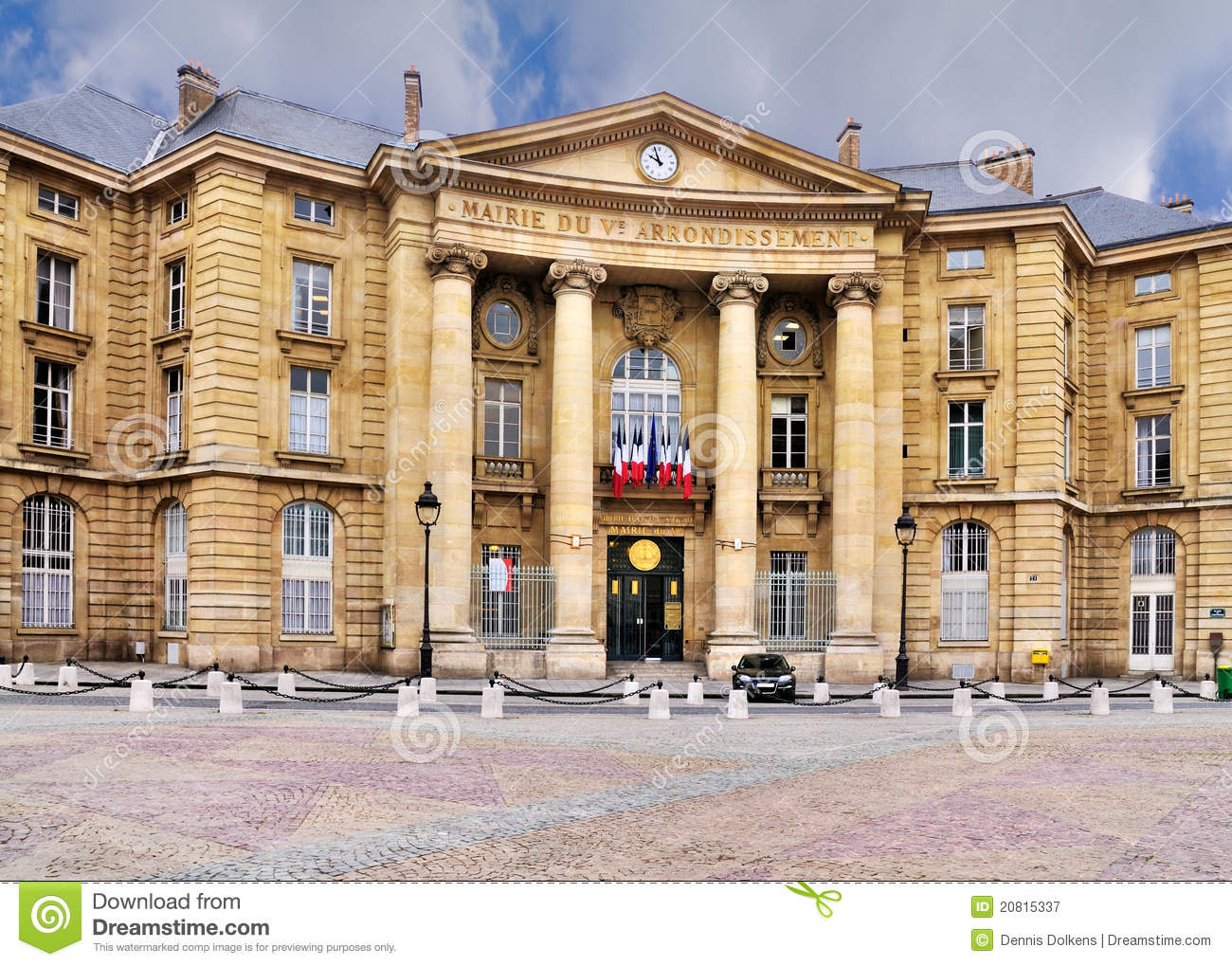 Faculty of law sorbonne stock image image of attraction for Sorbonne paris