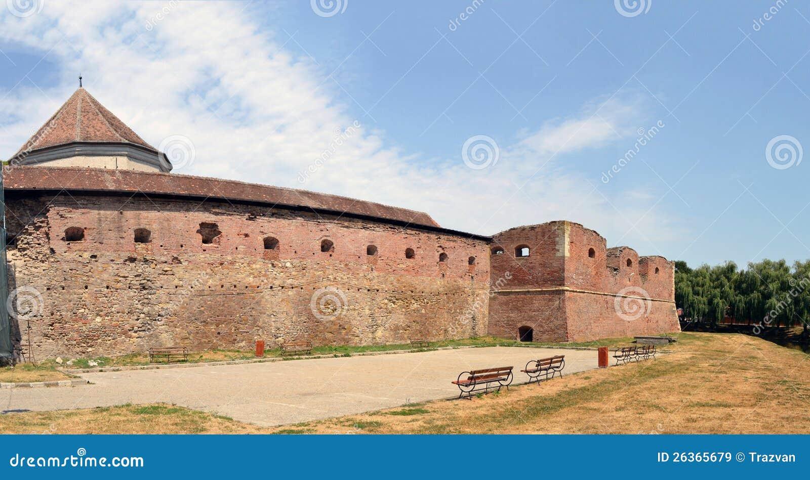 Fagaras verstärkte Festung