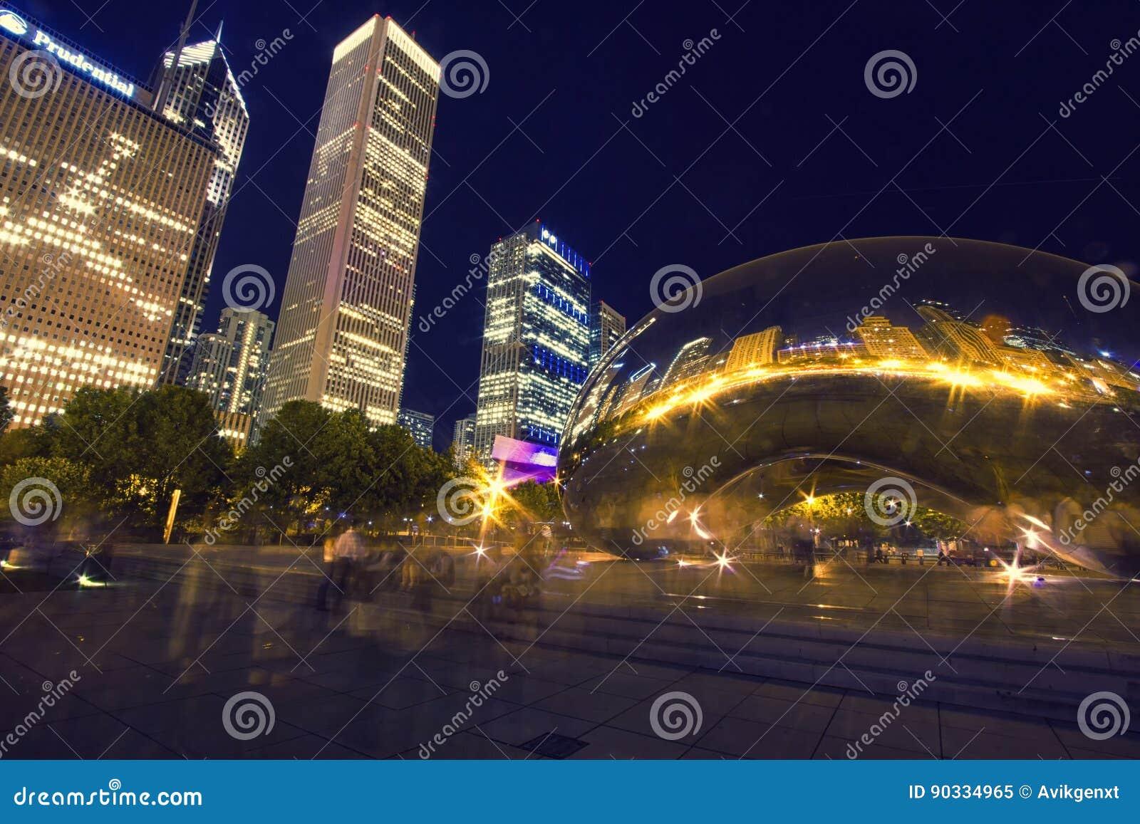 Fagiolo famoso di Chicago