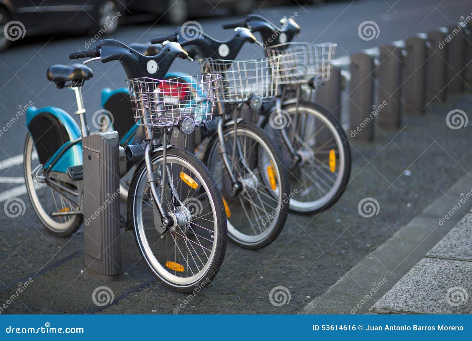 Fahrräder für Miete
