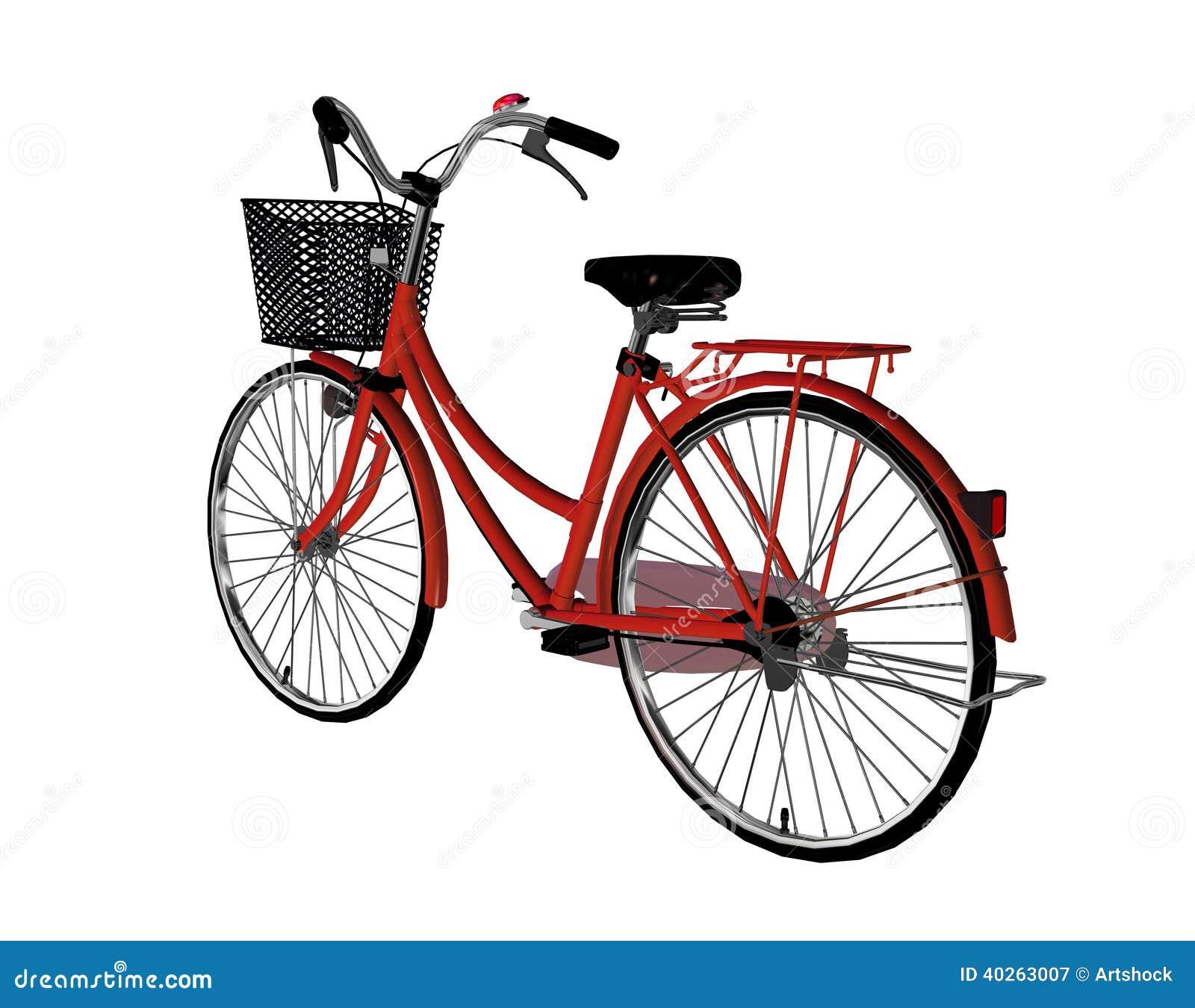fahrrad 3d