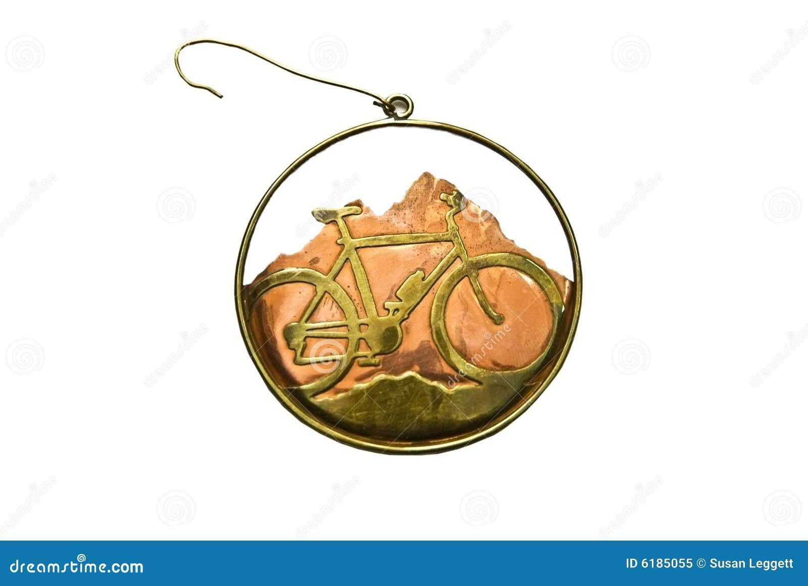 Fahrrad dekoration stockbild bild von stra e messing 6185055 - Dekoration fahrrad ...