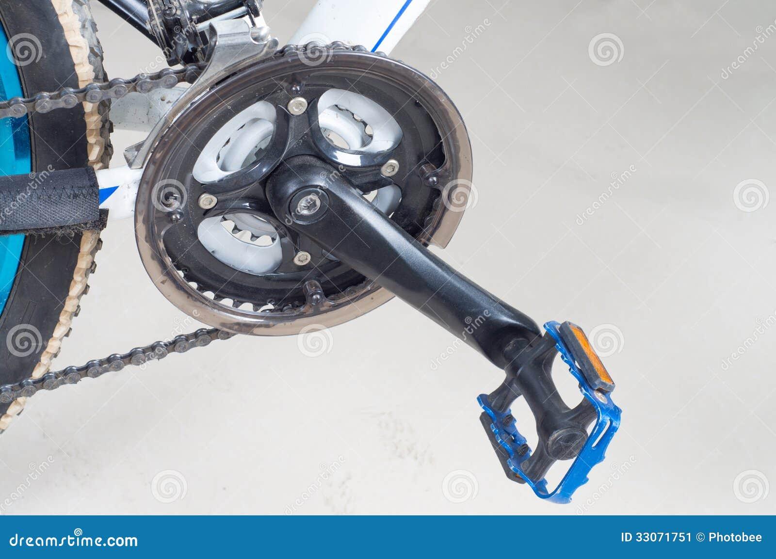 Fahrrad Pedal Stockbild Bild Von Nocken Rotor Schmutzig