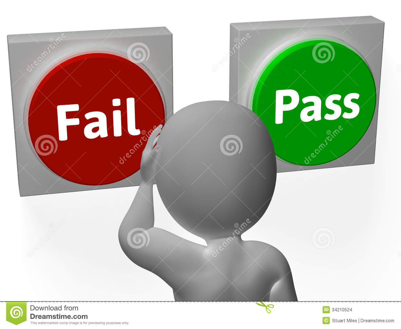 """pass or fail Definition of pass-fail in us english - denoting a class, course, or system of grading in which the only two grades given are """"pass"""" and """"fail."""