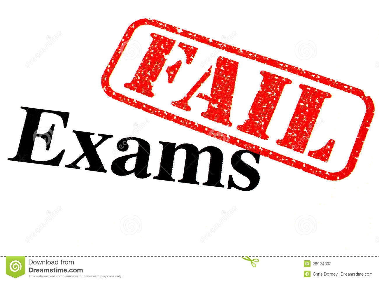 exam is bad Why cheating is bad yesterday, while grading programs turned in to me by students in an upper-level computer science course, i discovered that more than one of them was obviously based on a program that someone else had written and posted to the web a few years ago.