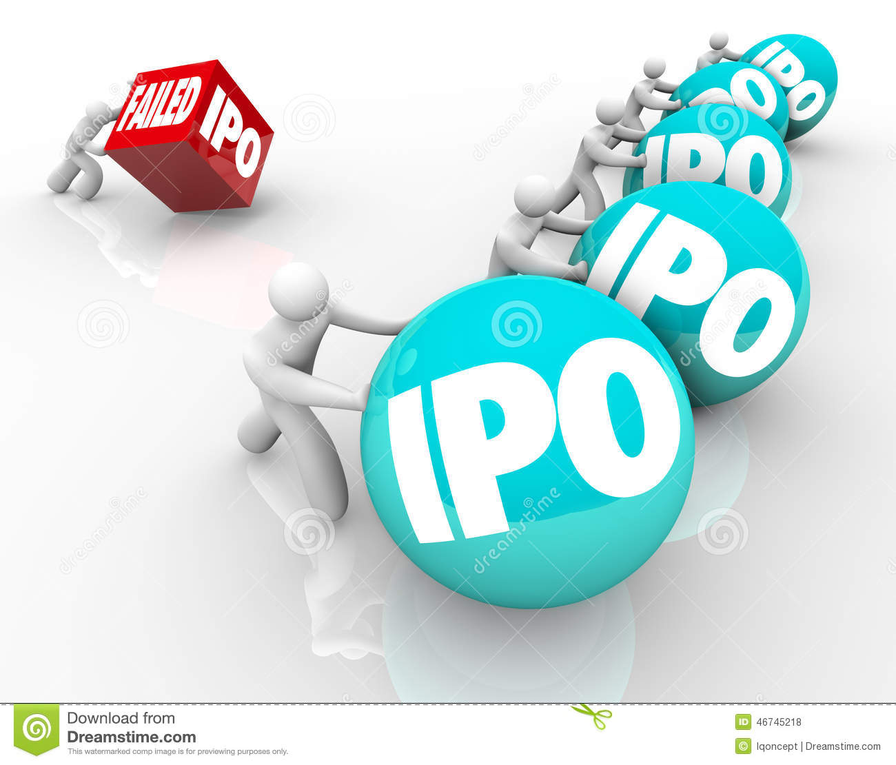 New chemical company ipo