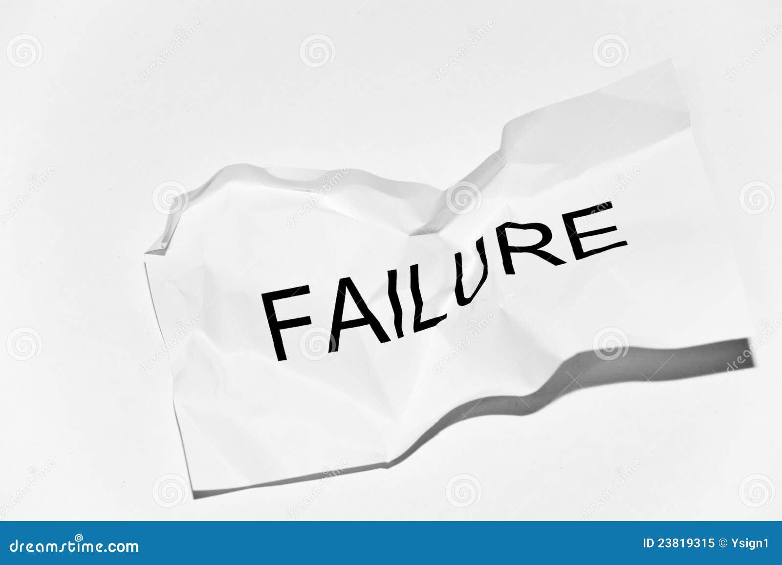 Failure Royalty Free Stock Photo - Image: 23819315