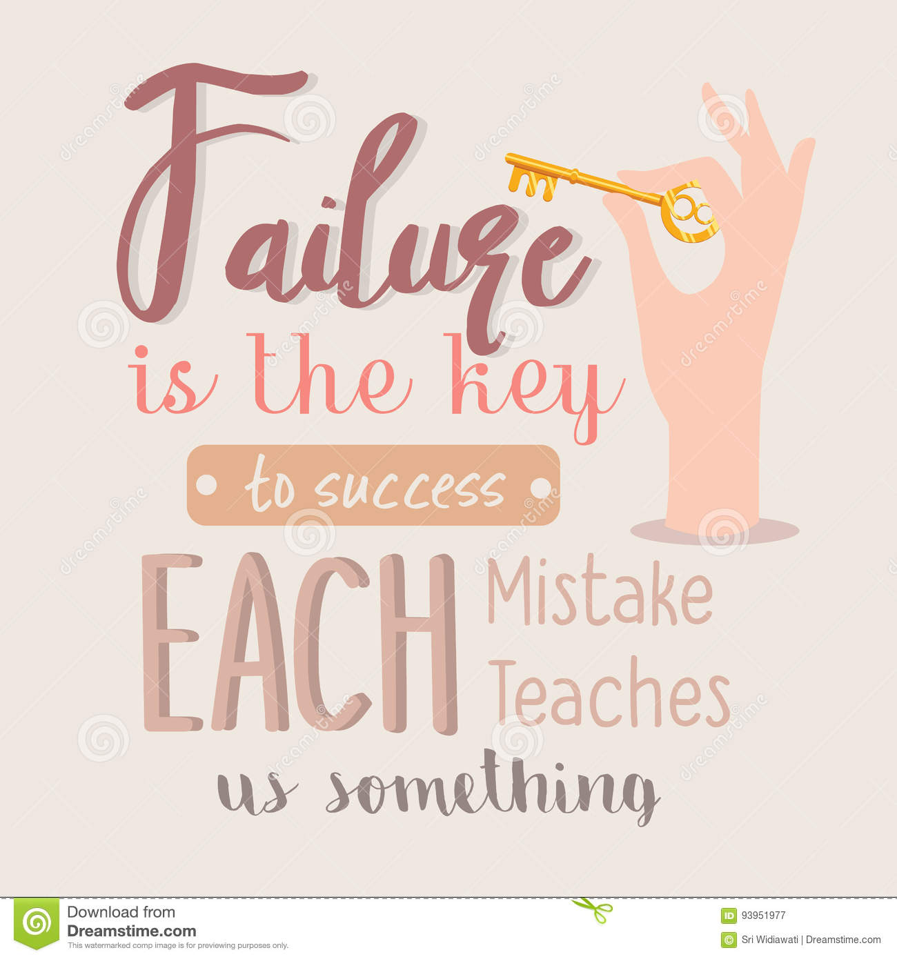mistakes failure and successful action The actions you take to move past failure and reach success will define you in the end advertisement failure can leave an open wound and it's unwise to ignore it.