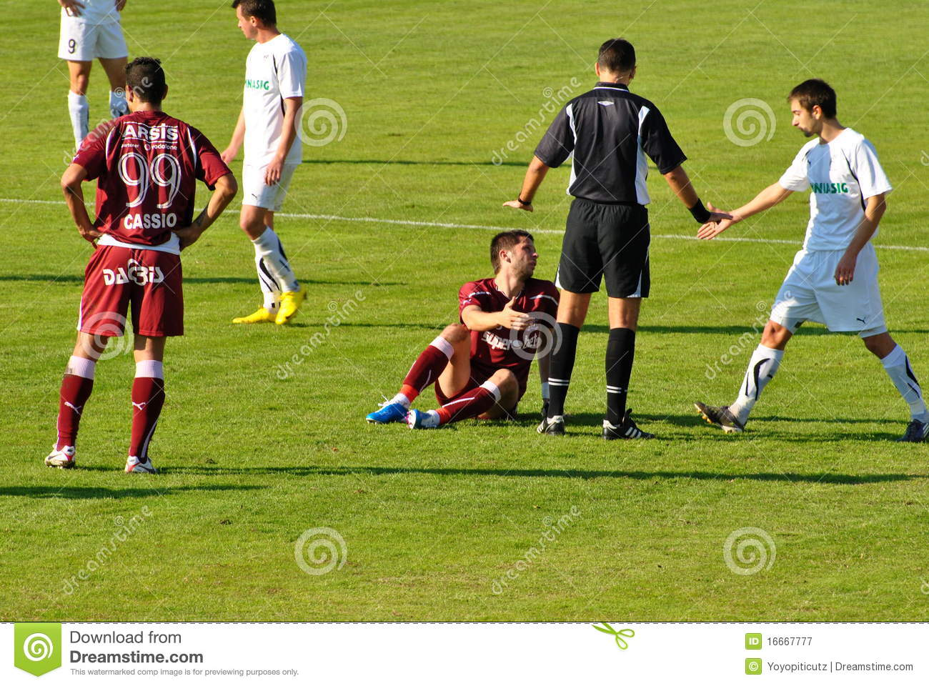 fair play in soccer editorial photography  image of hand