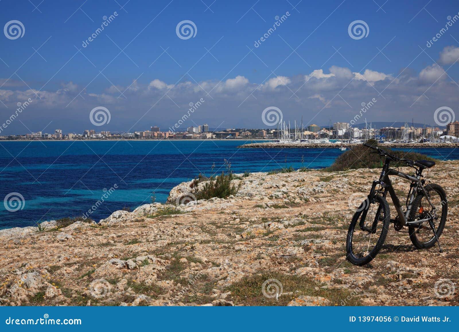 Faire du vélo méditerranéen