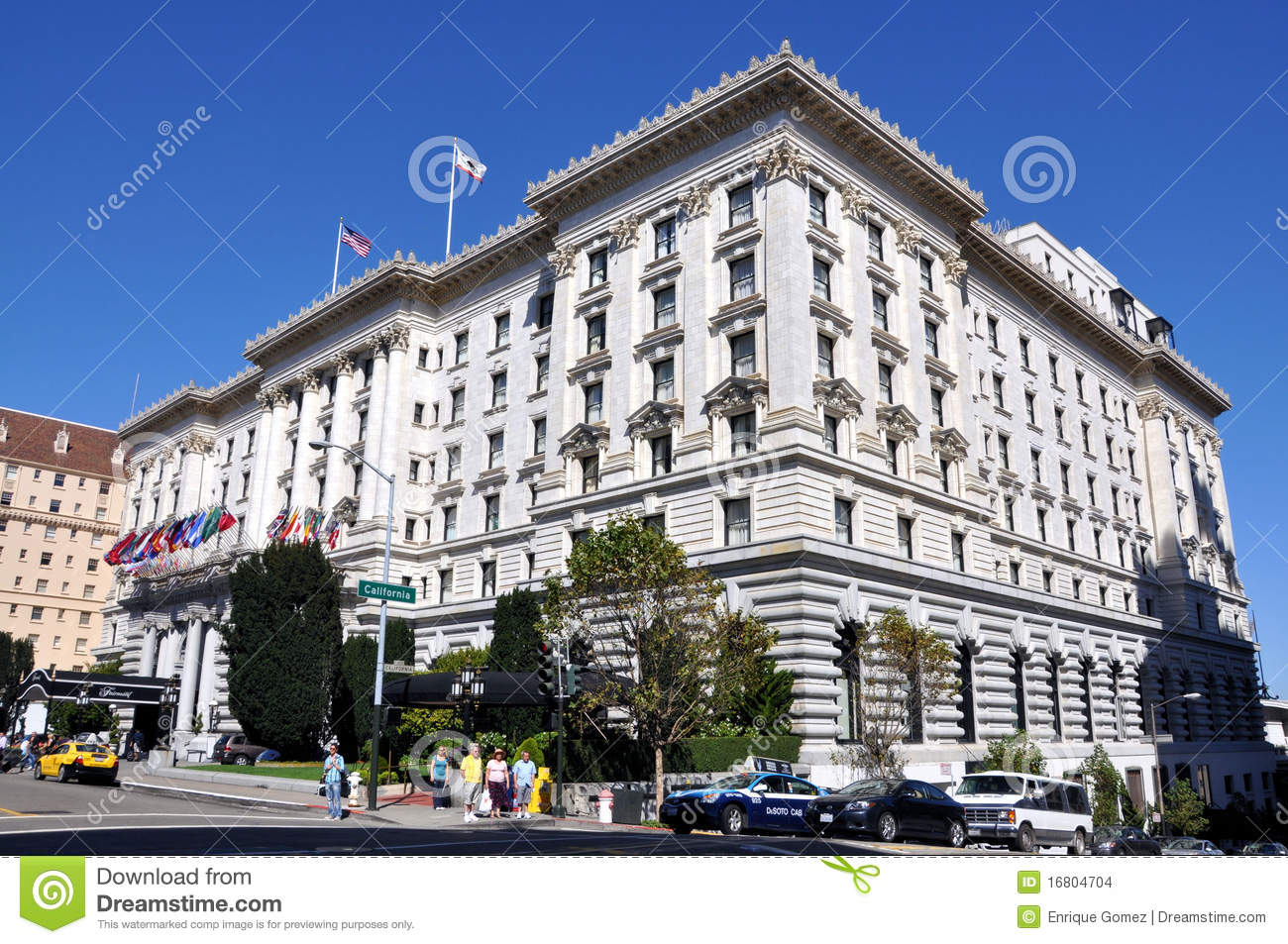 hotel san francisco california: