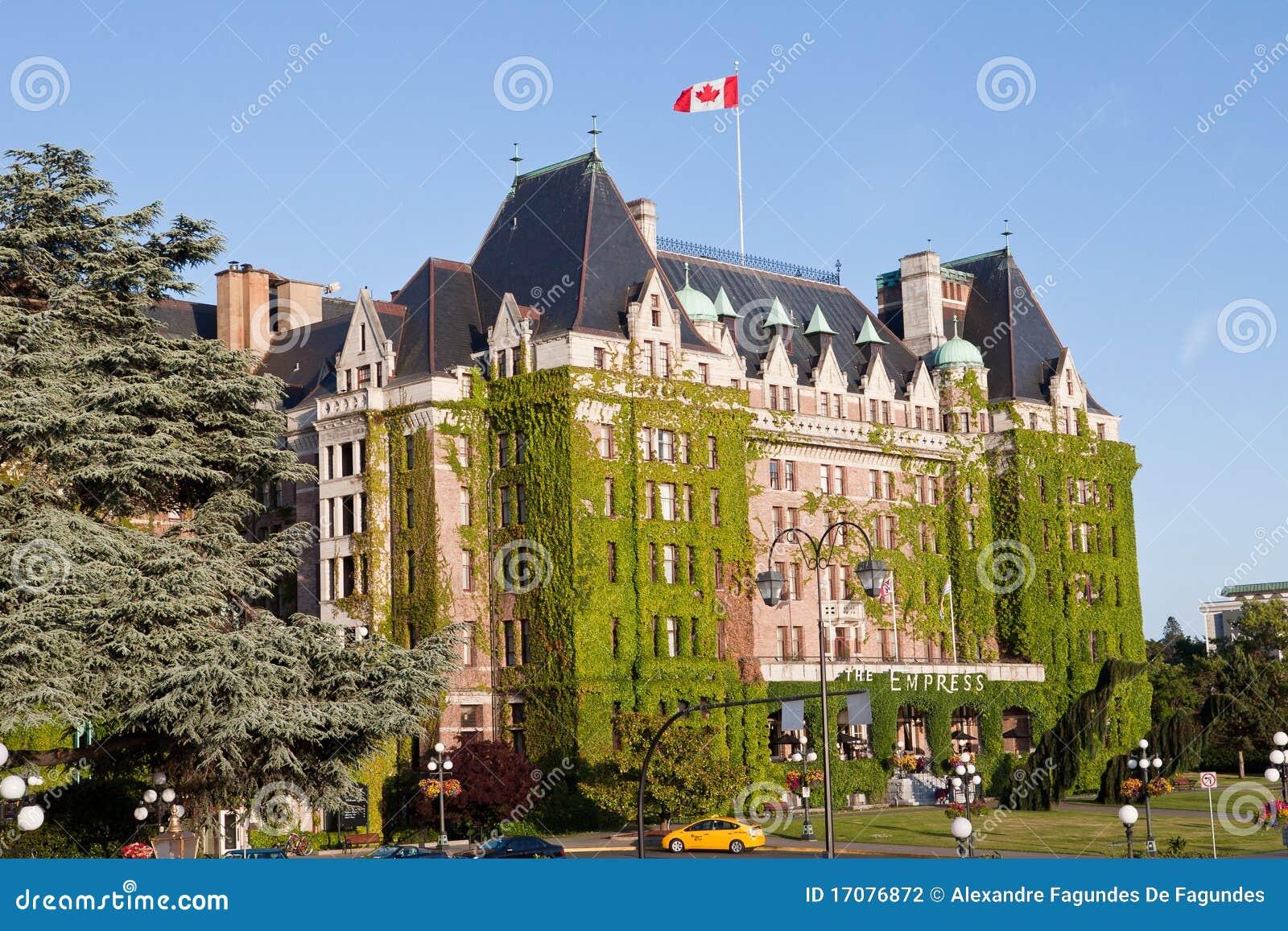 Fairmont Kaiserin-Hotel Victoria Kanada