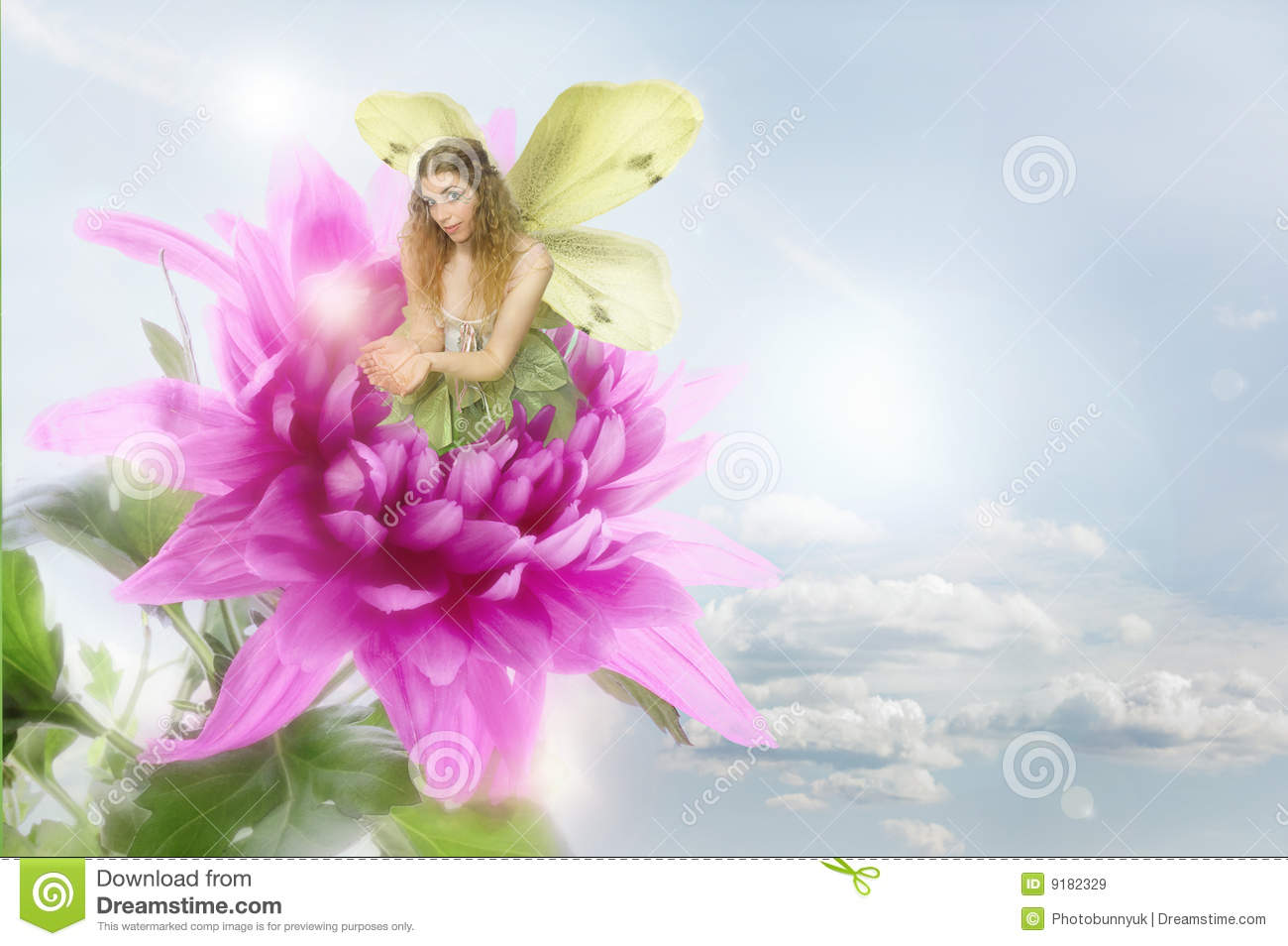 Fairy Royalty Free Stock Images - Image: 9182329