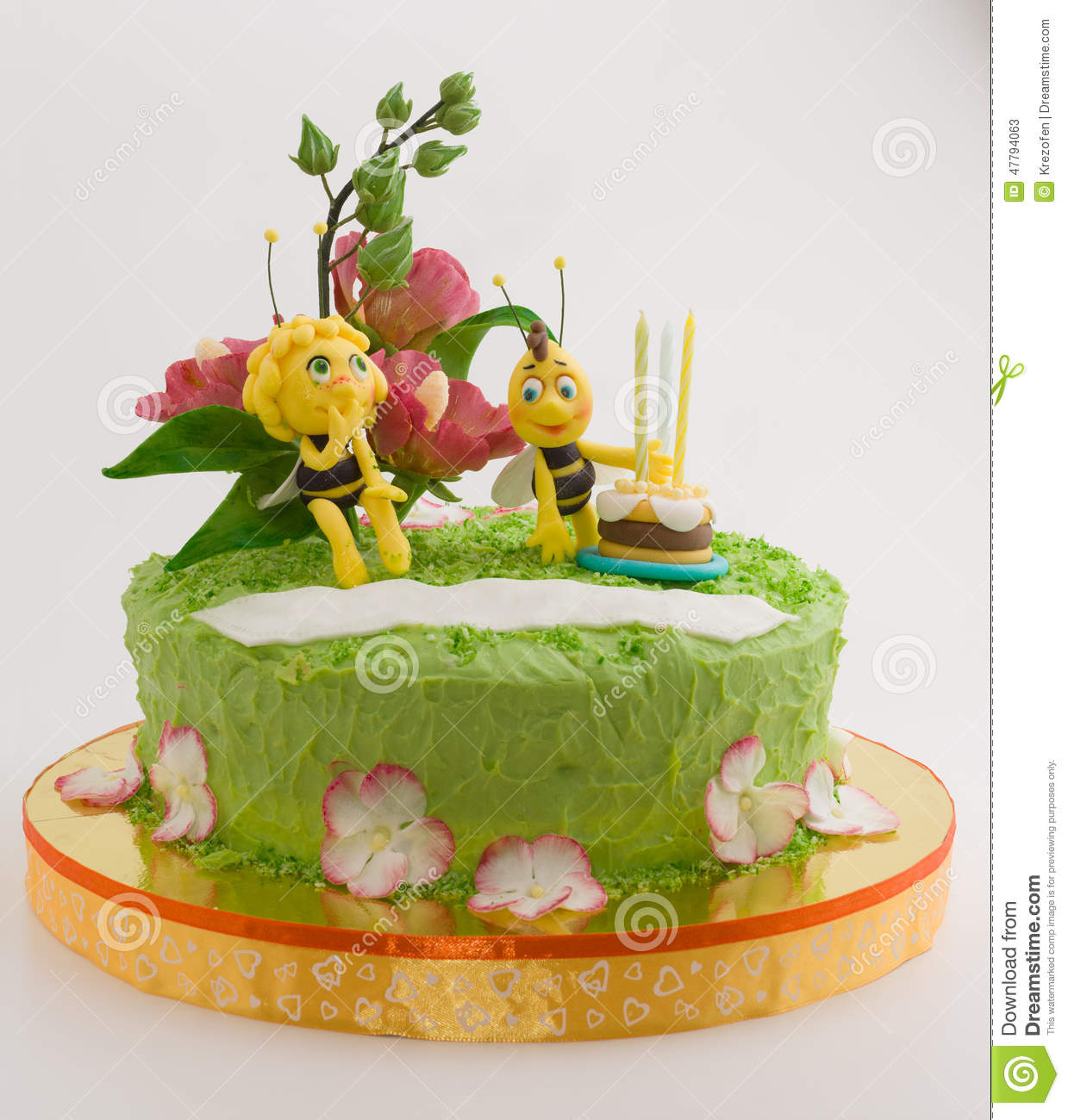 Christmas Fairy Cake Decorating Ideas : Fairy Cake Stock Photo - Image: 47794063