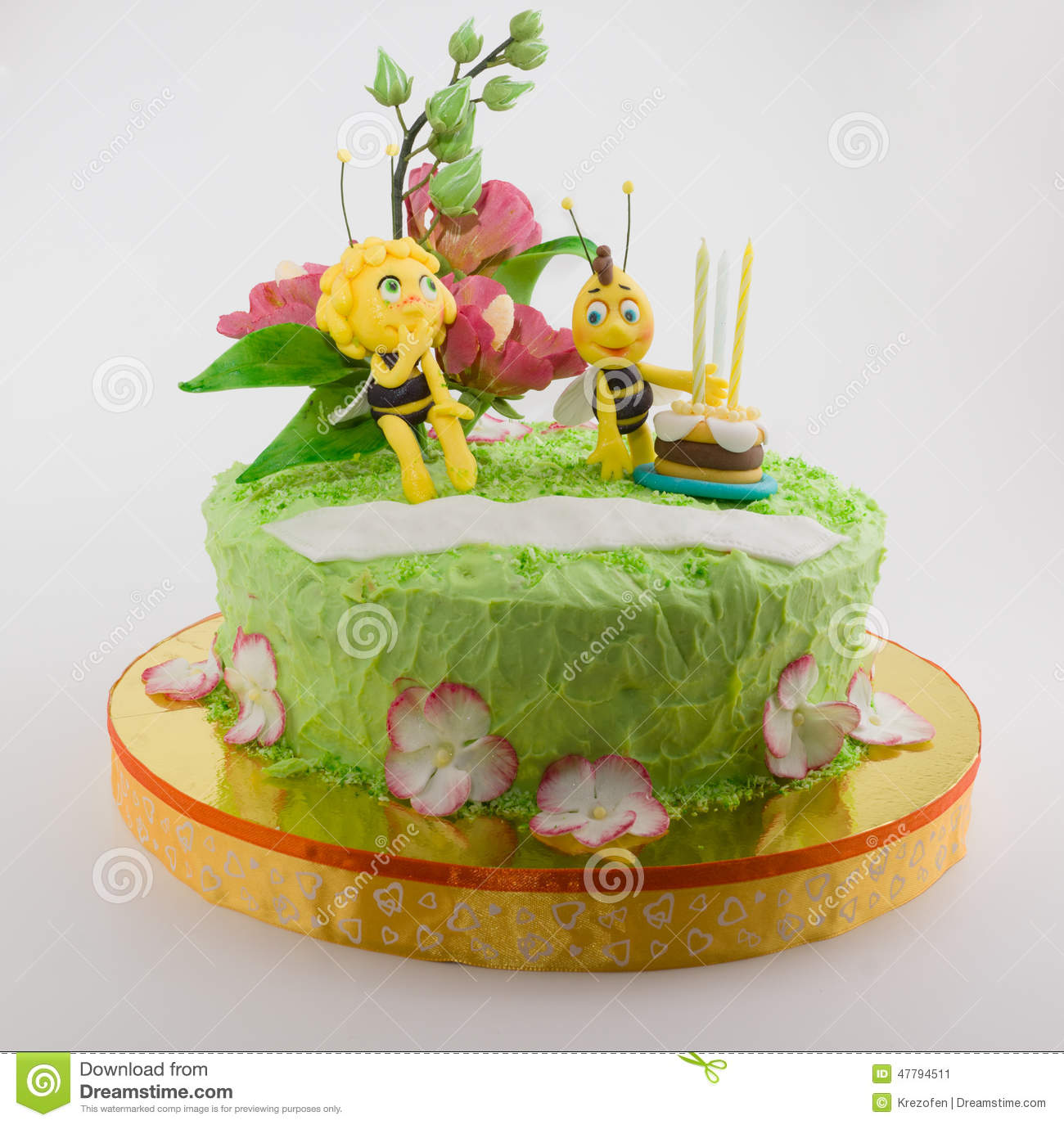 Christmas Fairy Cake Decorating Ideas : Fairy Cake Stock Photo - Image: 47794511