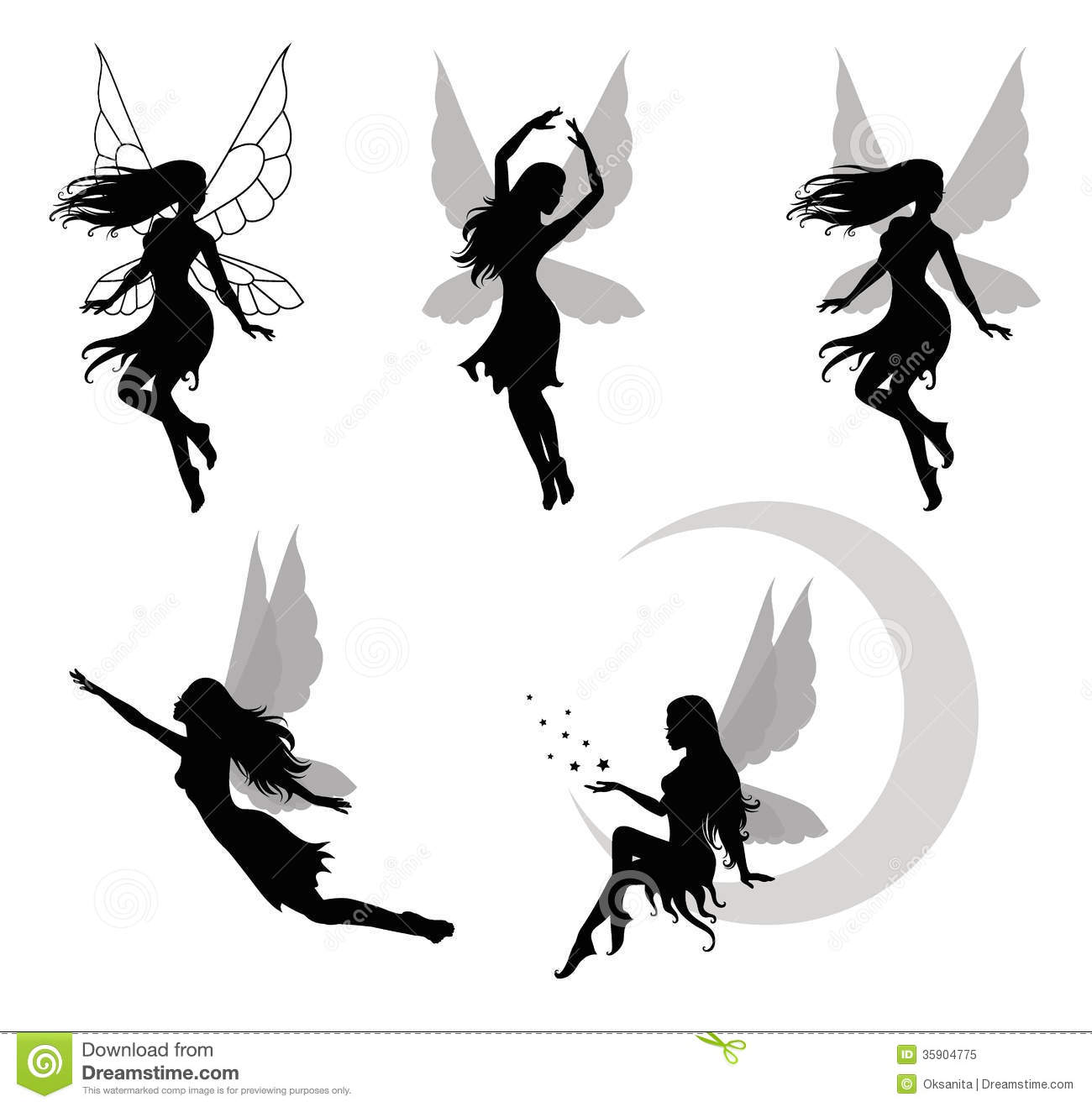 Fairy Royalty Free Stock Photo - Image: 35904775