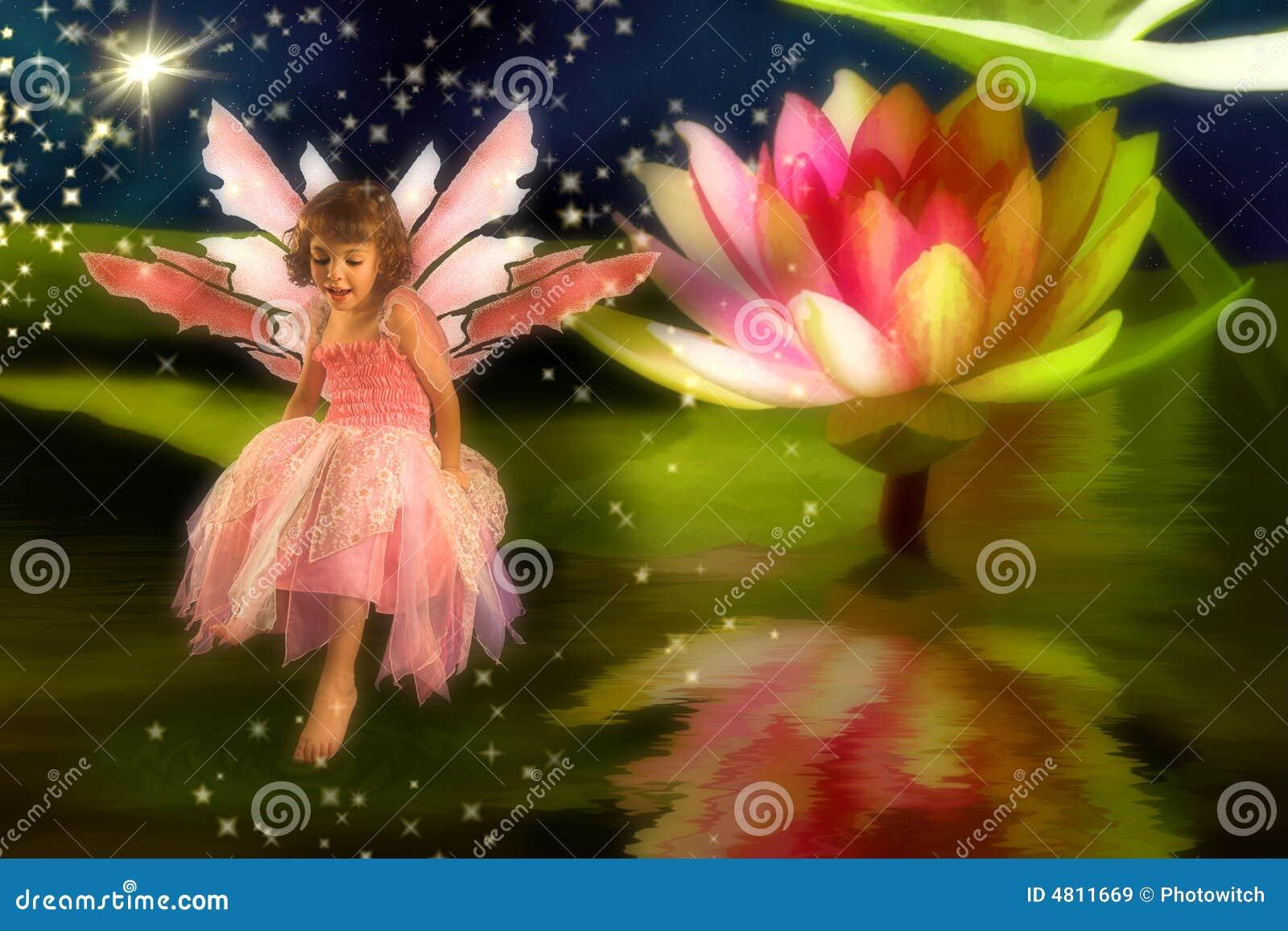 Fairy dello stagno