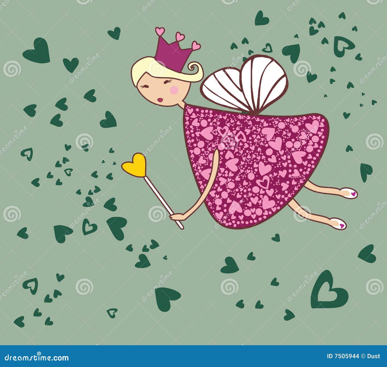 Fairy do amor