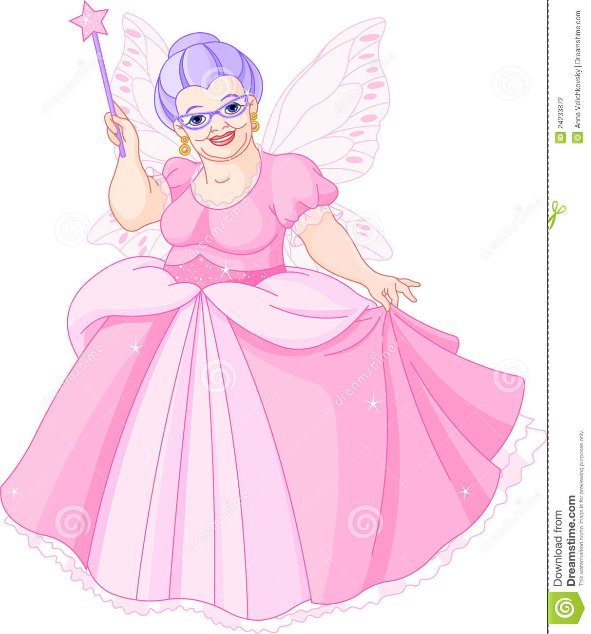 Fairy Godmother Stock Photography - Image: 24233872