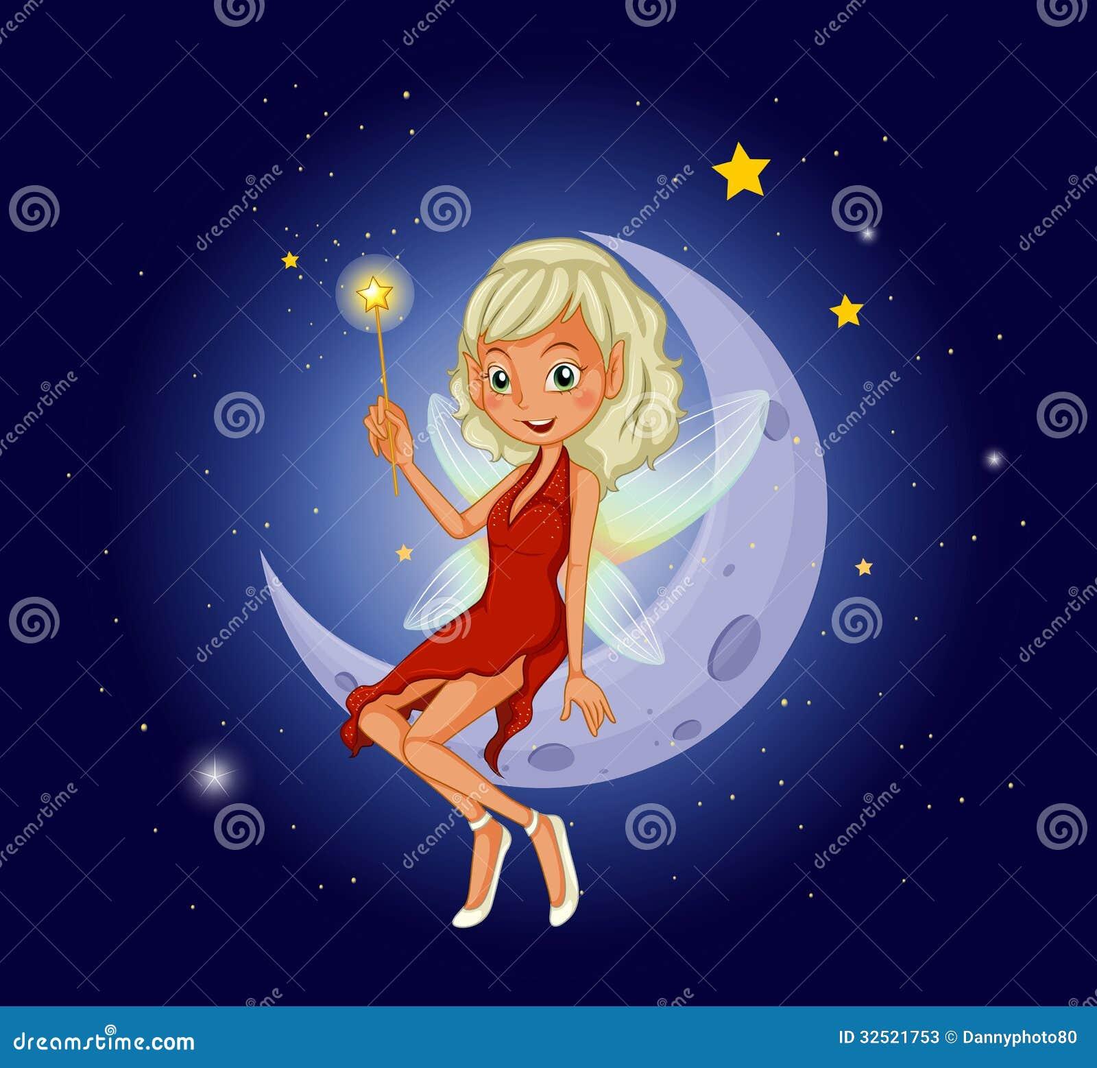 Magic Power Lady Midnight