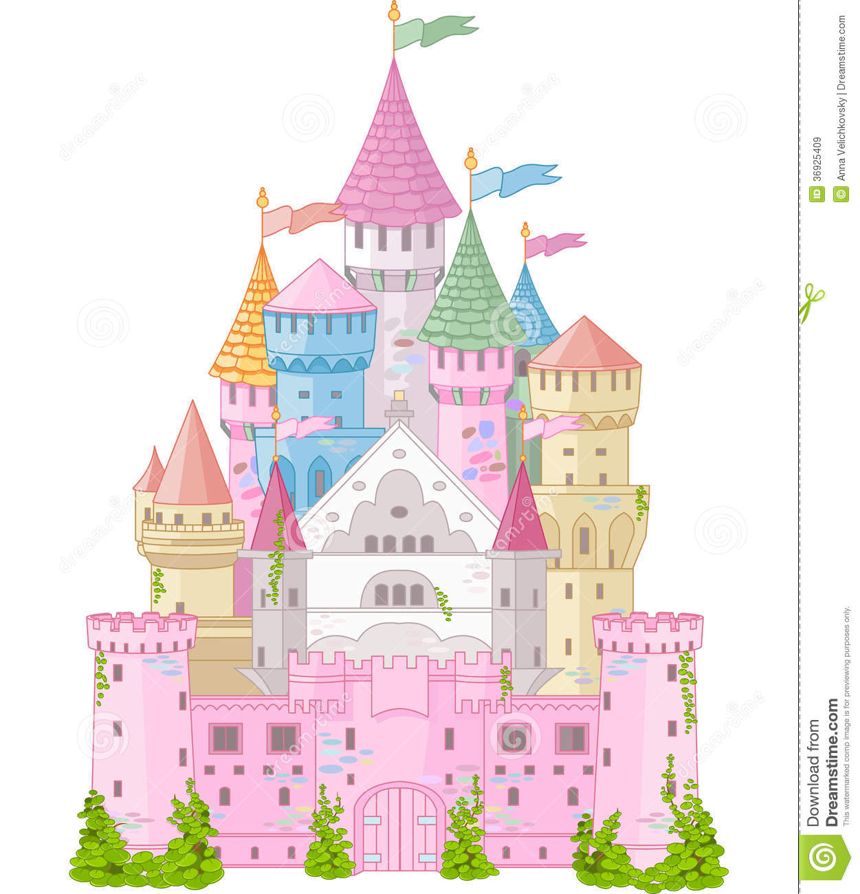 Fairy Tale Castle Royalty Free Stock Images - Image: 36925409 Beautiful Fairy Pictures