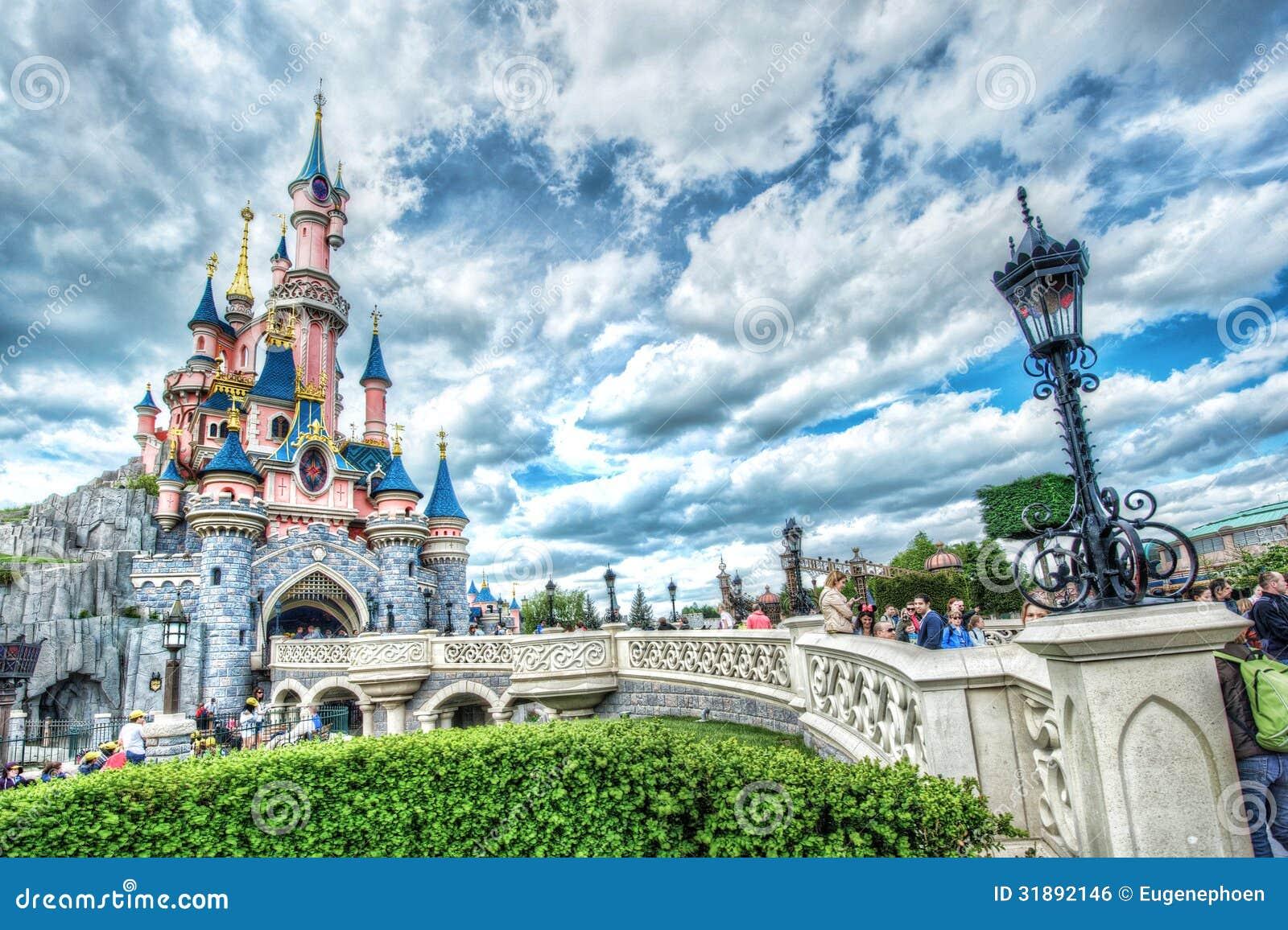 Fairytale Castle in France