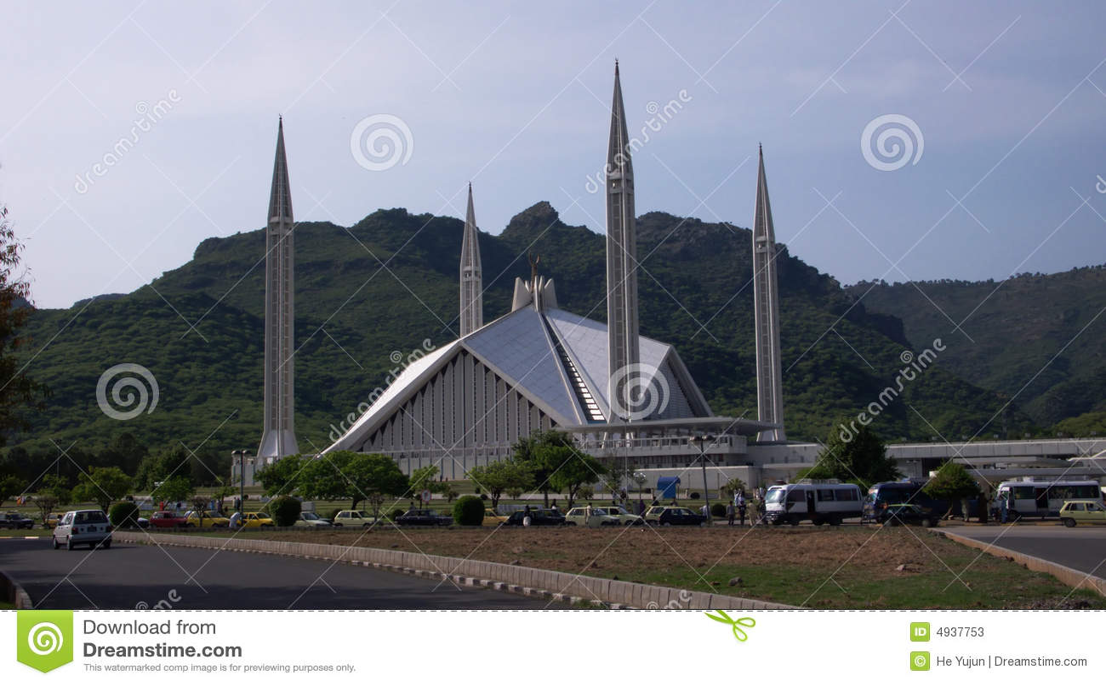 Faisal清真寺shah