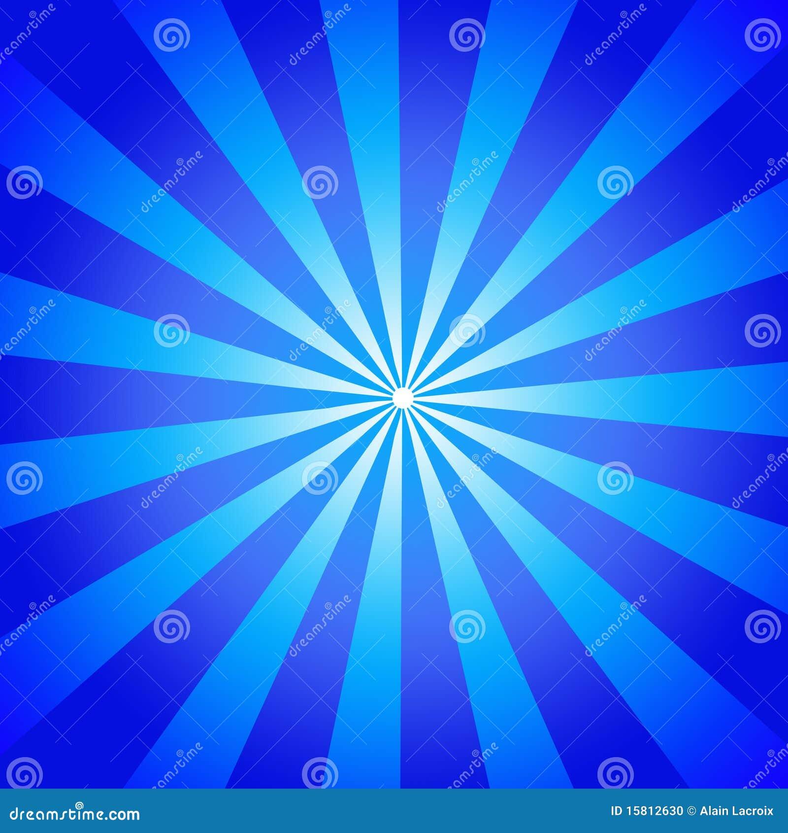 Faisceaux bleus