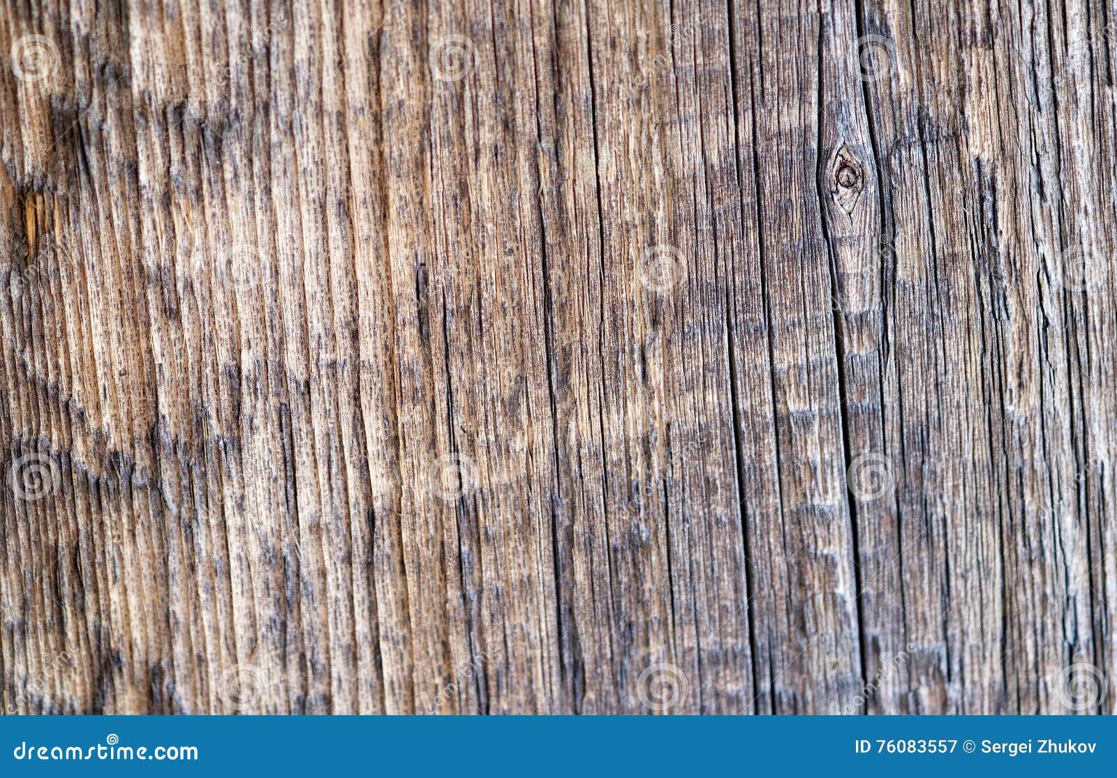 Faisceaux en bois de Brown vieux