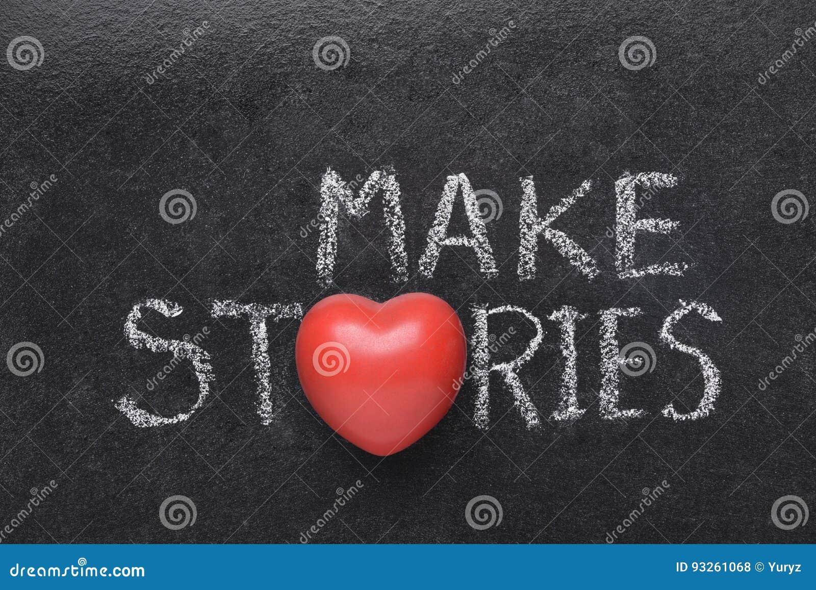 Faites le coeur d histoires