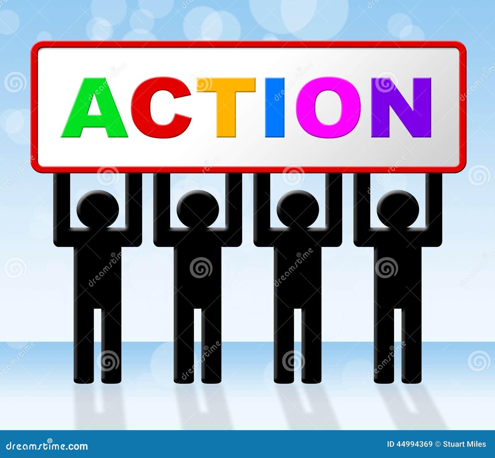 Faites-le représente maintenant l affichage et la motivation d acte