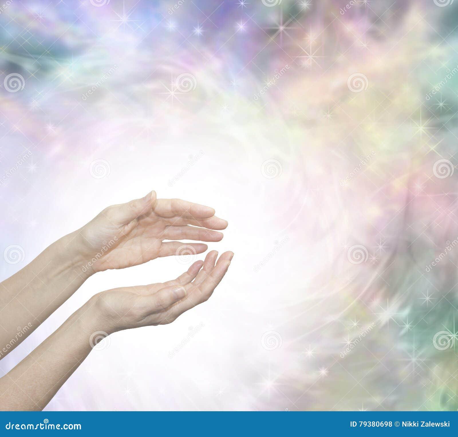 Faith Healing with Blissful Energy