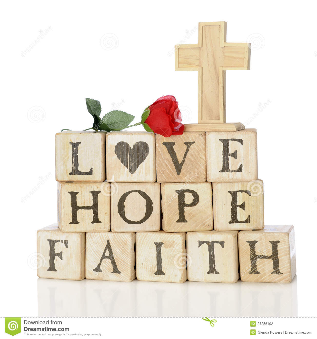 Faith hope and love stock photography image 37356192 - Faith love hope pictures ...